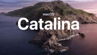 Apple、「macOS Catalina 10.15.2」をリリース
