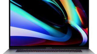 MacBook Pro16インチ、外部ディスプレイ接続時にCPUパフォーマンスが低下する問題