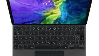 iPad Pro用「Magic Keyboard」の操作性と打鍵感は良好だけど‥重い