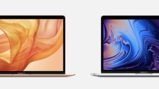 【2020年モデル】 MacBook Pro13とMacBook Air を比較、どっちを買う?